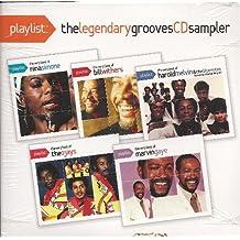 The Legendary Grooves CD Sampler