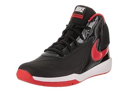 22cf1b5c67c04 NIKE Kids' Team Hustle D 7 Basketball Shoes (GS)