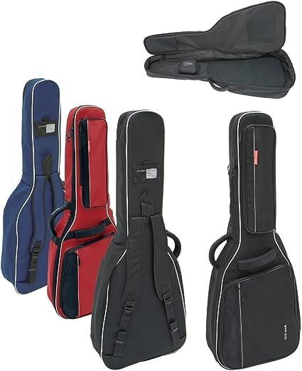 Gewa Funda de Guitarra Premium 20mm para guitarra clásica 4/4 azul ...