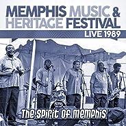 Live: 1989 Memphis Music & Heritage Fest