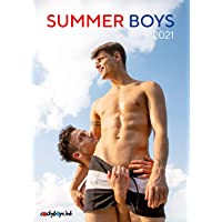 Summer Boys by Cockyboys 2021 Caldendar (Calendars 2021)