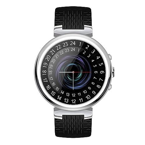 YUNDING Reloj Deportivo Reloj De Ritmo Cardíaco Kilometraje Monitoreo De Calorías Reloj De Navegación A Prueba