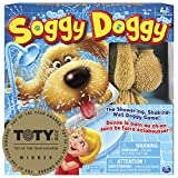 Spin Master Soggy Doggy Board Game for Kids with Interactive Dog Toy, Multi-Color, Standard