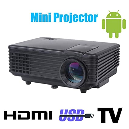 Amazon.com: Wifi 3d led mini projector accessories full hd ...