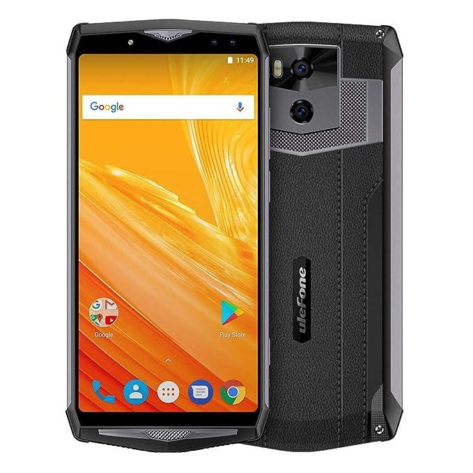 Alta qualità Javpoo!! Ulefone Power 5 Smartphone Octa Core CPU ...