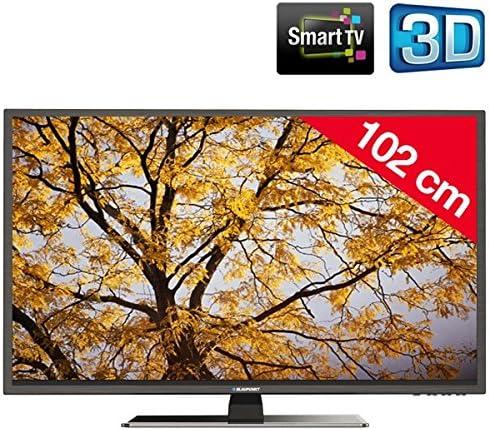 BLAUPUNKT BLA40/133Z - Televisor LED 3D Smart TV: Amazon.es: Electrónica