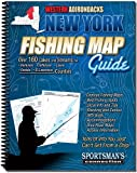 Western Adirondacks New York Fishing Map Guide by Sportsmans