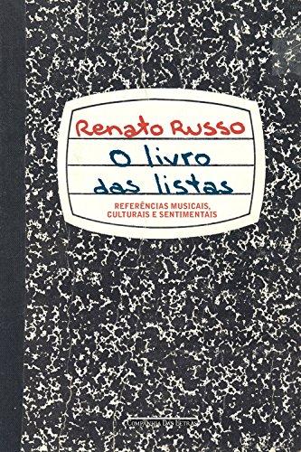 O livro das listas: Referências musicais, culturais e sentimentais