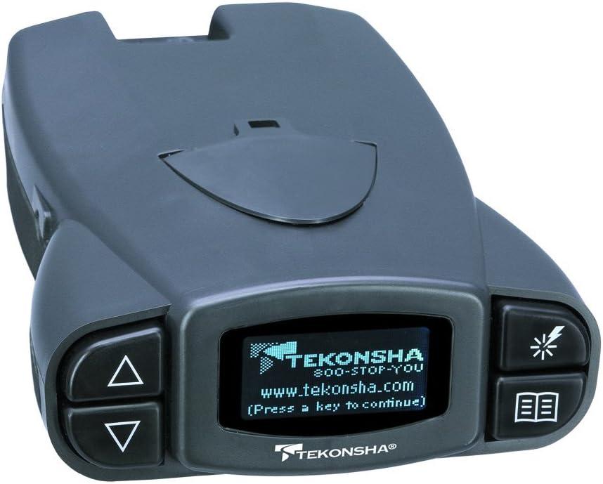 Tekonsha 90195 P3 Electronic Brake Control /& Tekonsha 3040-P Brake Control Wiring Adapter for 02-C Toyota