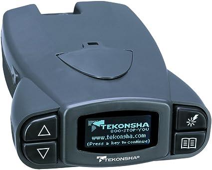 Tekonsha Brake Controller >> Tekonsha 90195 P3 Electronic Brake Control