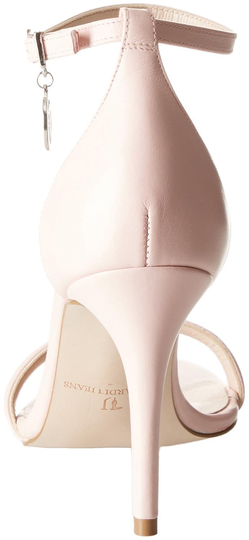 Trussardi Jeans Evening Minimal, Scarpe col Tacco con Cinturino Cinturino con alla Caviglia Donna Rosa (Light Pink) 3baafe