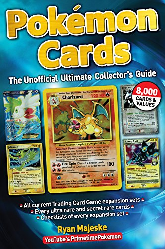 Pokemon Cards: The Unofficial Ultimate Collector's Guide Photo - Pokemon Gaming