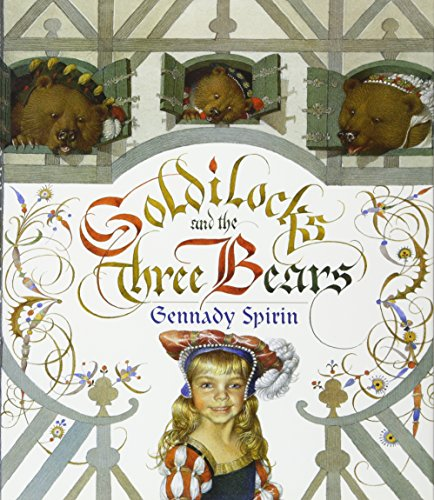 Goldilocks and the Three Bears by Brand: Two Lions