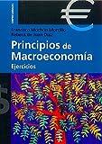 img - for PRINCIPIOS DE MACROECONOMIA: EJERCICIOS book / textbook / text book