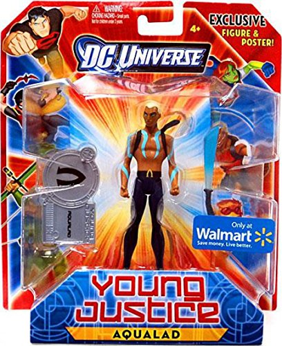 DC Universe Exclusive Young Justice Action Figure Aqualad Toy