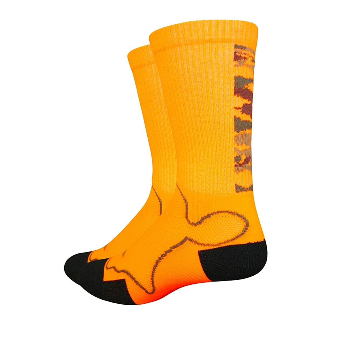 DeFeet International Levitator Trail 6-Inch Sock CL0721-P