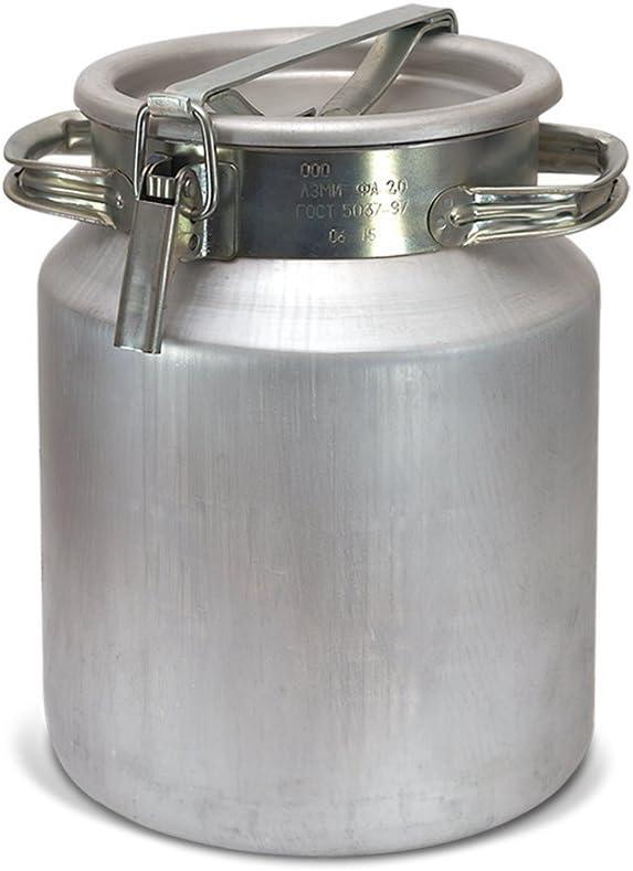 aluflache bidon fljaga aluminio Tetera/ /20/l