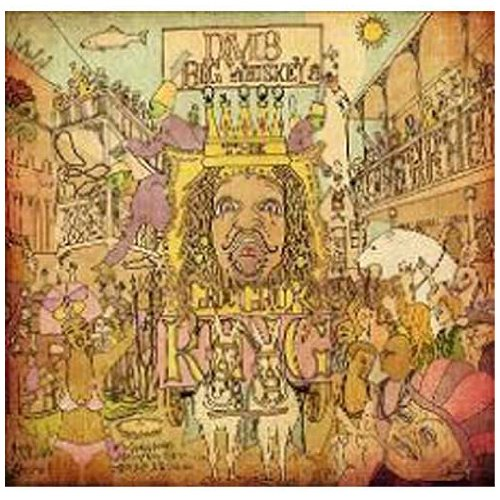 Dave Matthews Band: Big Whiskey and the Groogrux King (Audio CD)