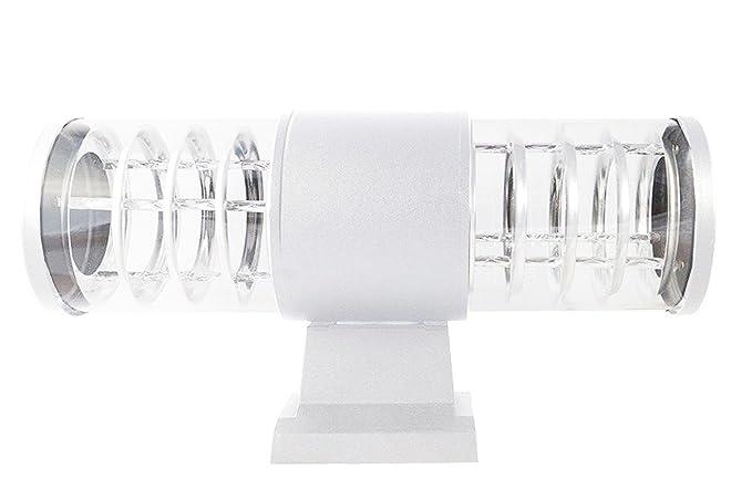 Plafoniera Da Esterno Con Doppia Lampada : Applique esterno union bianco lampada luce parete plafoniera