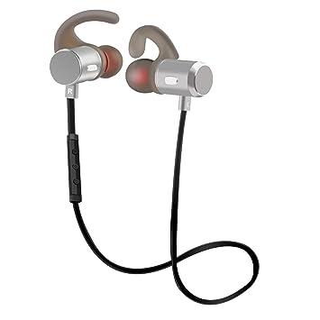Youer Auriculares Bluetooth, Fozento T3 Auriculares inalámbricos bluetooth Con Resistente al Agua,micrófono incluido
