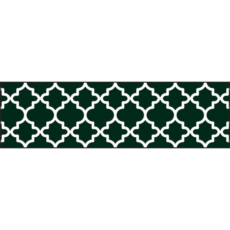 Trend Enterprises, Inc. T-85170BN Moroccan Black Bolder Borders, 35.75' per Pack, 6 Packs