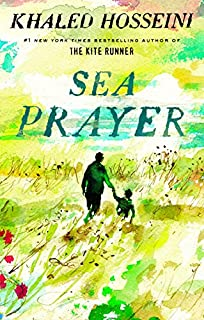 Book Cover: Sea Prayer