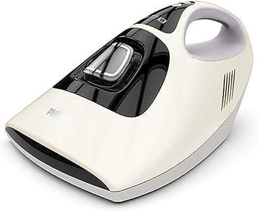 Philips Mini Aspiradora inalámbrica de mano Blanco: Amazon.es: Hogar