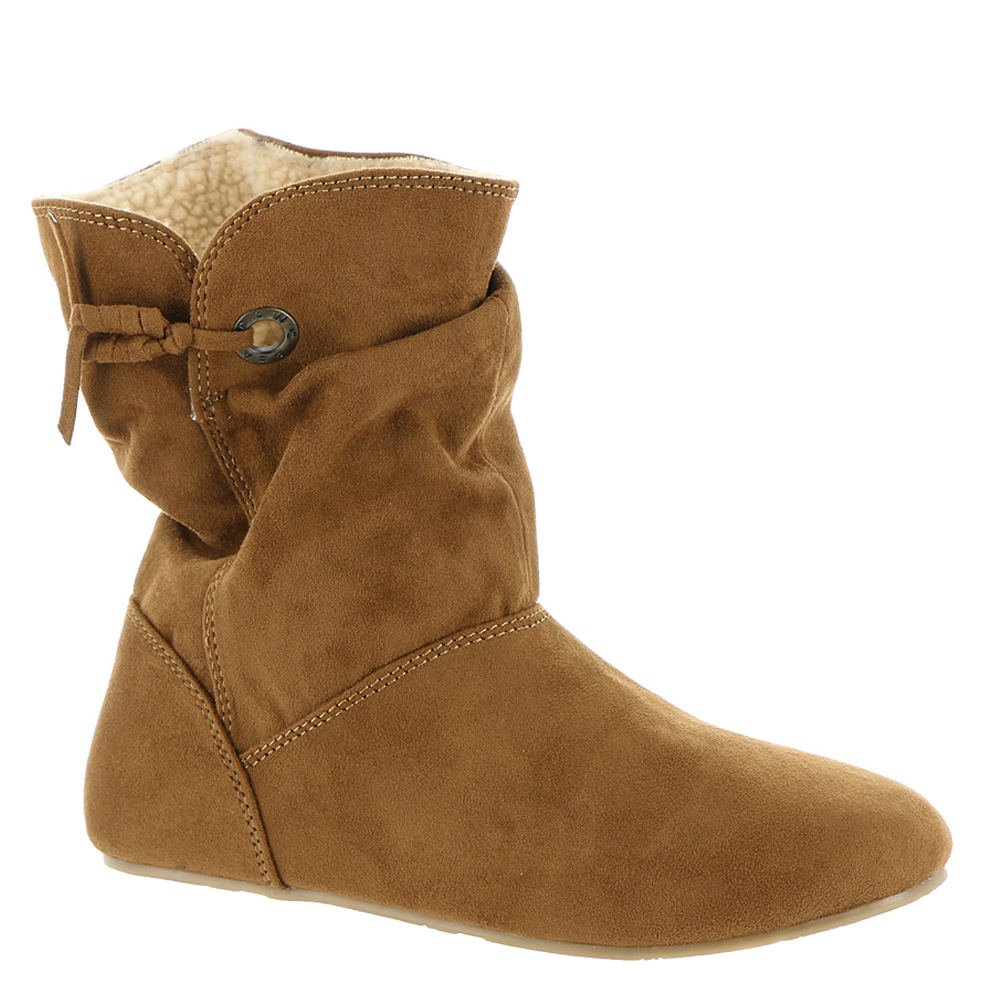 BEARPAW Womens Haille Closed Toe Mid-Calf Fashion Boots, Hickory Ii, Size 9.0