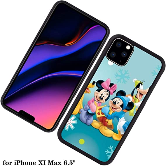 Disney Collection Pc And Tpu Case Iphone 11 Pro Max 6 5 Inch Goofy Mickey Mouse Minnie Donald Duck Pluto Desktop Wallpaper Hd Amazon Ca Cell Phones Accessories