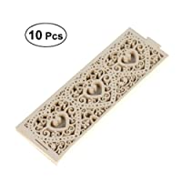 Toyvian 10 stücke Aushöhlen Kerzenverpackungen Kerzenschirm Papier Kerze Dekoration für Hochzeit Geburtstag Party Baby Dusche