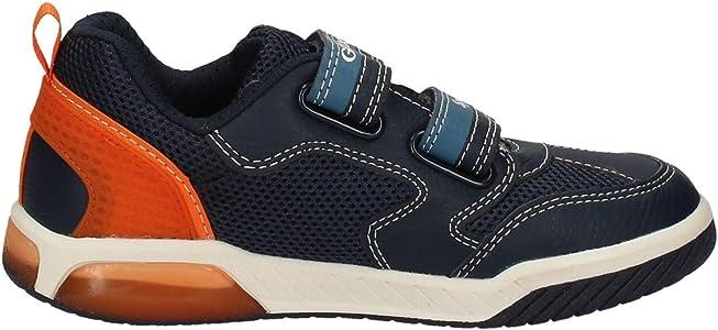 mezcla Desarrollar Persona  Zapatillas casual Geox J Nettuno Boy C Zapatillas para Niños Zapatos y  complementos reskill.uom.gr