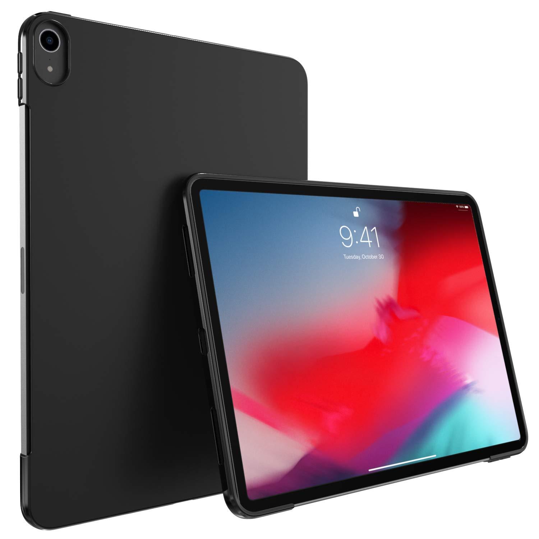 最新入荷 SENON B07KZRTC9T iPad Pro 11インチ 2018ケース スリムデザイン ブラック マットTPUラバー ソフトスキン シリコン保護ケースカバー iPad Apple iPad Pro 11インチ 2018用 ブラック B07KZRTC9T, オートパーツエージェンシー2号店:10000c6b --- a0267596.xsph.ru
