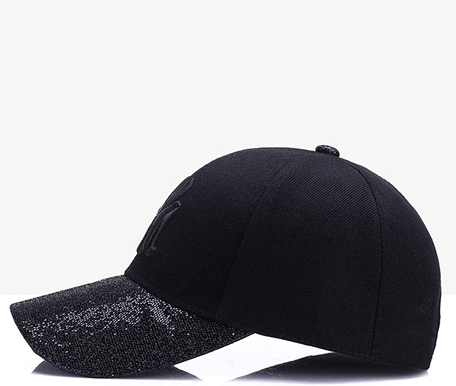 Womens Korean Hats Sun Visor Lady Casual Baseball Cap Adjust Size Young Female Duck Tongue Caps
