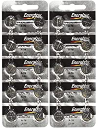 LR44 1.5V Button Cell Battery 20 Pack