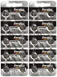 Energizer LR44 1.5V Button Cell Battery 20 pack (Replaces: LR44, SR44, 357, SR44W, AG13, G13, A76, A-76, PX76, 675, LR44H, V13GA, GP76A, L1154, EPX76, SR44SW, 303, SR44, S303, S357, SP303, SR44SW)