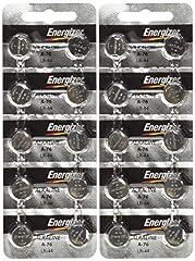 20 LR44 batteries