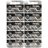 Energizer LR44 1.5V Button Cell Battery 20 pack (Replaces: LR44, CR44, SR44, 357, SR44W, AG13, G13, A76, A-76, PX76, 675, 1166a, LR44H, V13GA, GP76A, L1154, RW82B, EPX76, SR44SW, 303, SR44, S303, S357, SP303, SR44SW)