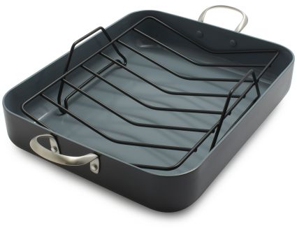 GreenPan Healthy Ceramic Nonstick Roasting Pan | Sur La Table