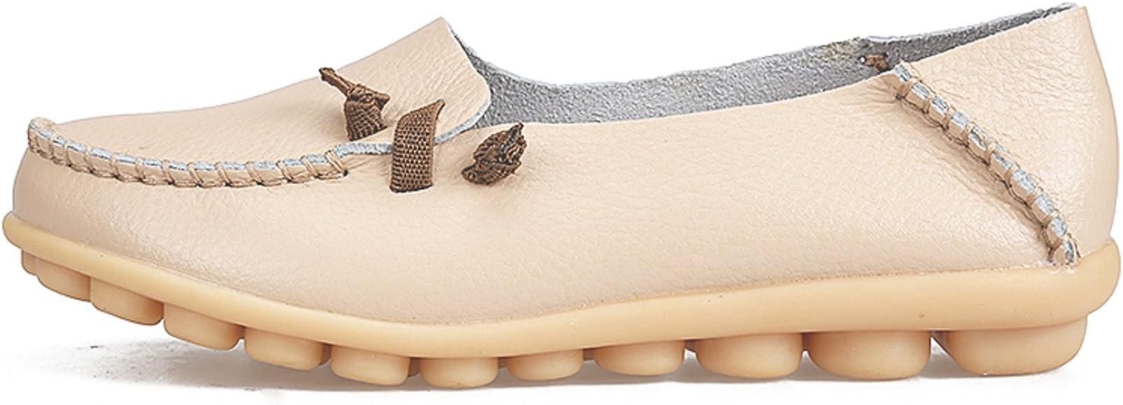 Comfort Walking Cute Flat Loafer