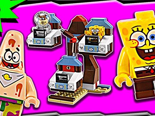 Clip: Glove World (World Spongebob Lego Glove)