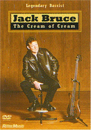 Jack Bruce: The Cream of Cream -