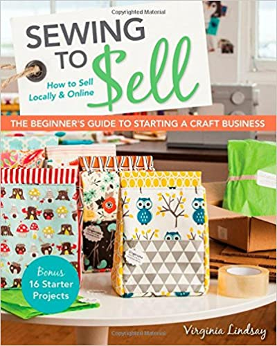 Sewing to Sell Book