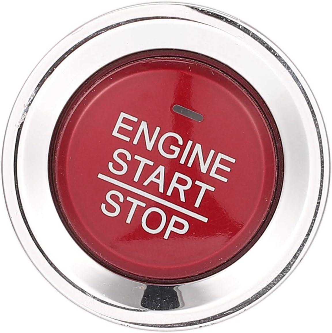 Nrpfell Auto Motor Start Stop Schalter 35881T4NH02 f/ür 2016-2018 HR-V 1.8L