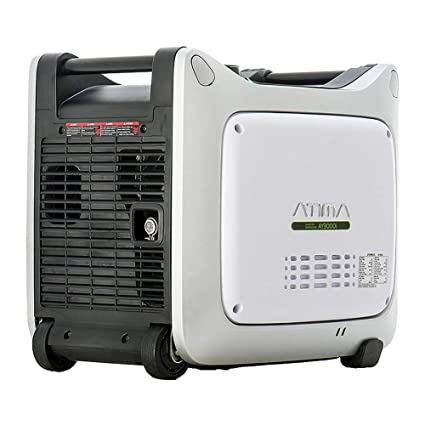 Yamaha 3000 Generator >> Amazon Com Atima Ay3000i 3000 Watts Small Quiet Portable
