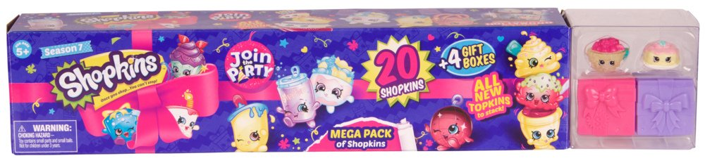 Shopkins Join the Party Mega Pack Moose Toys 56536