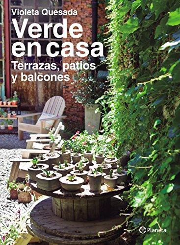 Amazon Com Verde En Casa Terrazas Patios Y Balcones