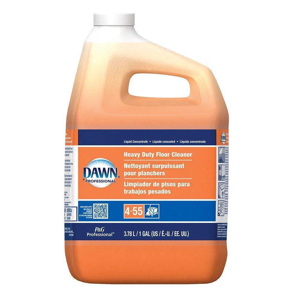 Dawn Professional Heavy Duty Floor Cleaner, 1 Gallon (case of 3)