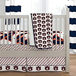Carousel Designs Auburn University 3-Piece Crib Bedding Set