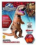 Apparel : Rubie's Adult Jurassic World Inflatable Dinosaur Costume