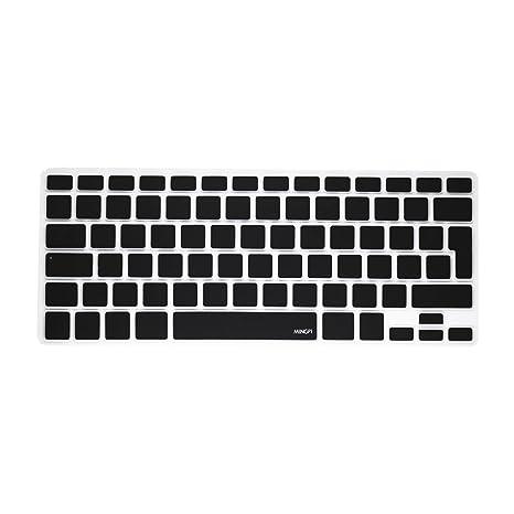 """MiNGFi Creativo Toque Mecanografía Cubierta del teclado / Keyboard Cover para MacBook Pro 13"""" 15"""""""